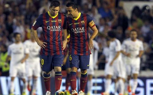 Messi vẫn là một cột mốc khá xa để Neymar đuổi theo