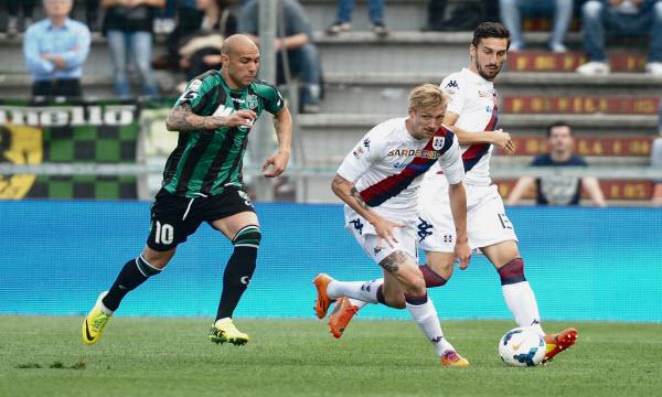 Cagliari vs US Sassuolo Calcio 01h45, ngày 21/09