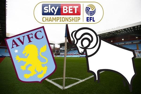 Nhận định Derby County vs Aston Villa