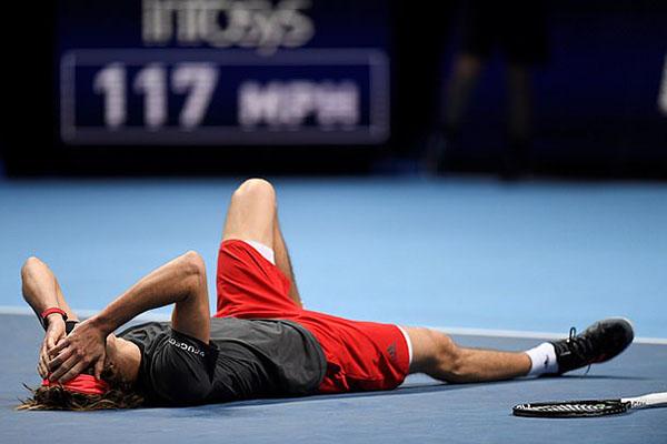 Zverev đã đăng quang vô địch ATP Finals 2018 như thế nào?