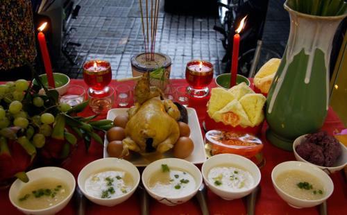 Cách cúng giao thừa theo phong tục người Việt