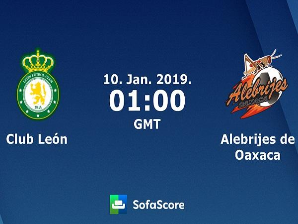 Nhận định Club Leon vs Alebrijes
