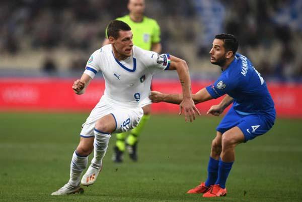 Nhận định trận đấu Hy Lạp vs Armenia thứ 7 ngày 16-11-2019
