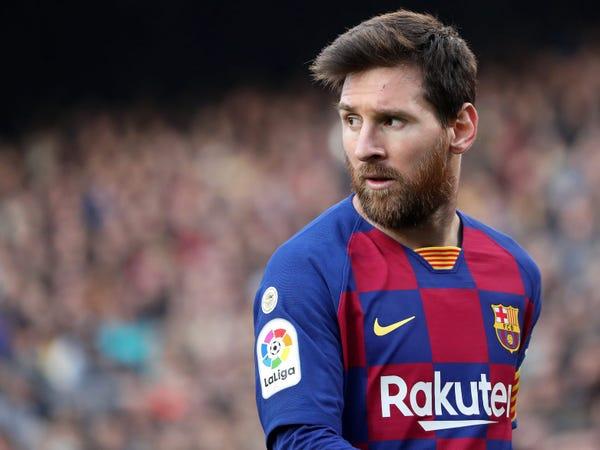 Bóng đá hôm nay 27/8: Nội dung bản fax của Messi được tiết lộ
