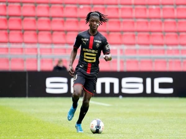 Camavinga có thể bị Rennes bán.