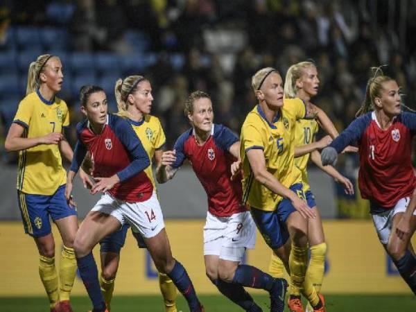 Dự đoán bóng đá Nữ Na Uy vs Nữ Thụy Điển, 23h30 ngày 10/6