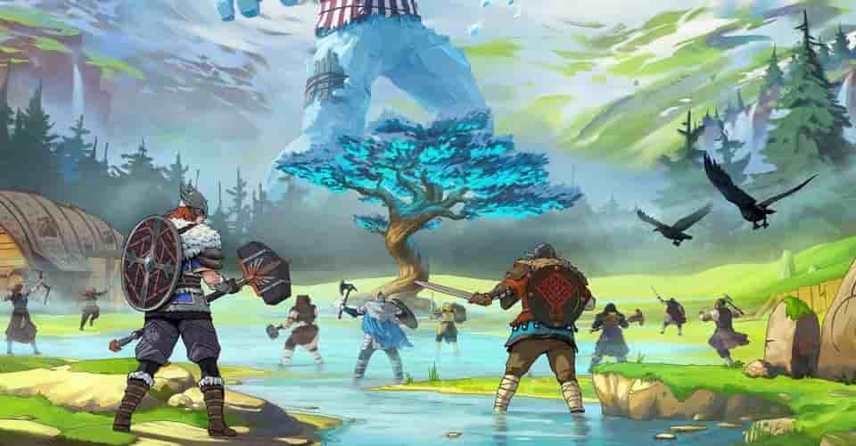 Tribes of Midgard thay đổi cơ chế trò chơi sinh tồn như thế nào