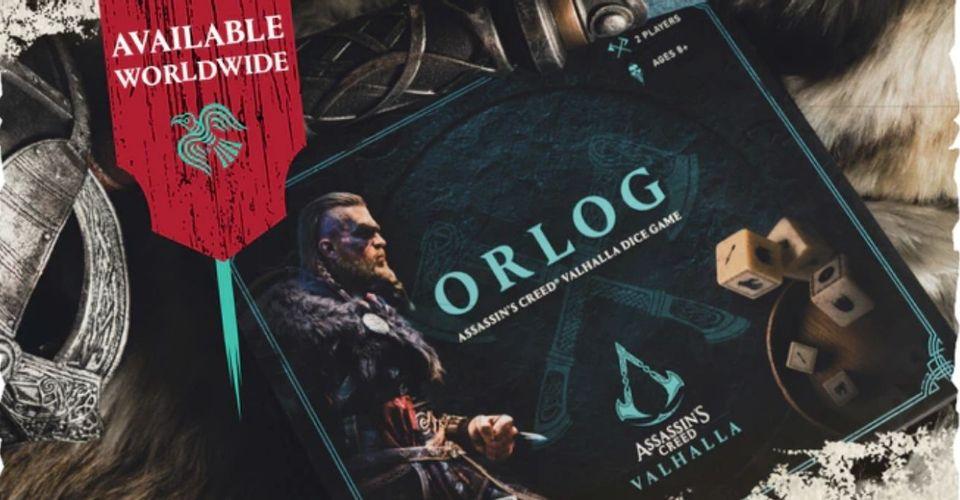 Assassin's Creed Valhalla đã giới thiệu một trò chơi nhỏ vui nhộn đáng ngạc nhiên có tên Orlog, và giờ đây nó đang được chuyển thể thành một trò chơi xúc xắc ngoài đời thực.