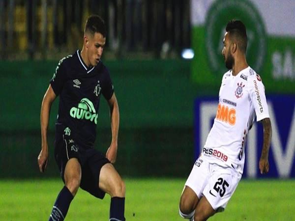 Nhận định tỷ lệ Chapecoense vs Corinthians (7h00 ngày 9/7)