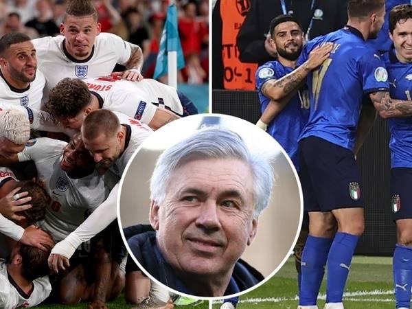 Tin bóng đá sáng 9/7: HLV Real dự đoán chính xác trận chung kết Anh vs Italia